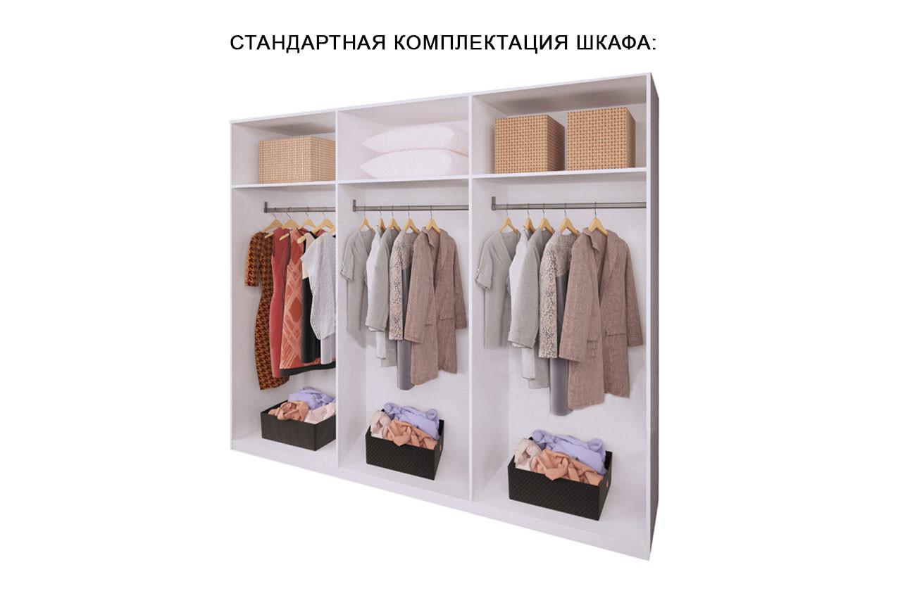 Шестидверный шкаф Футура 6 Z купить