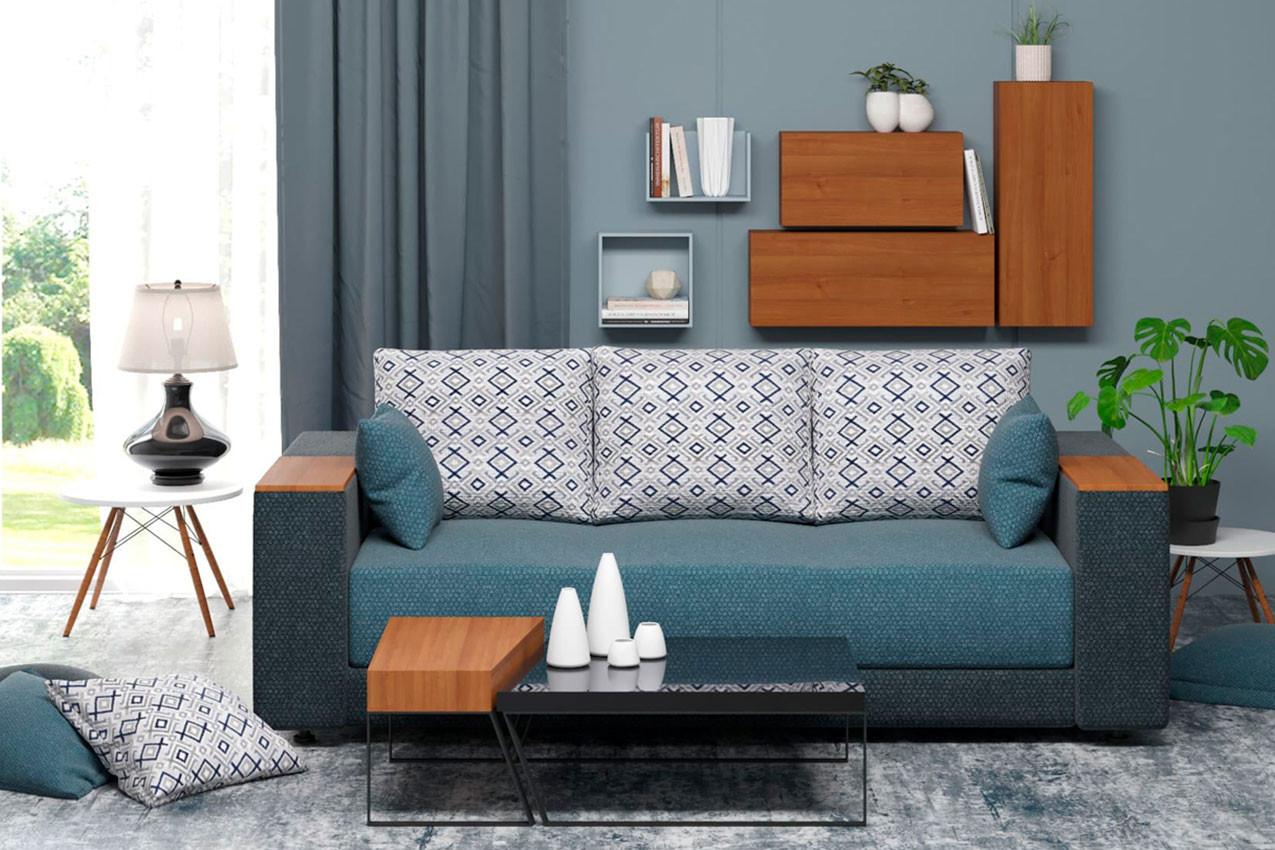 Прямой диван Комби 1