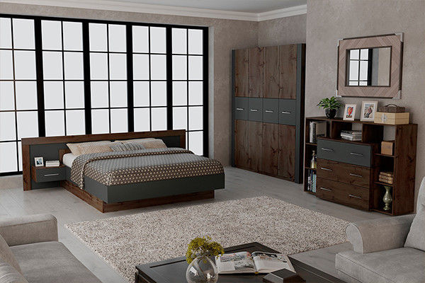 Как подобрать мебель в спальню: полезные рекомендации для качественного отдыха
