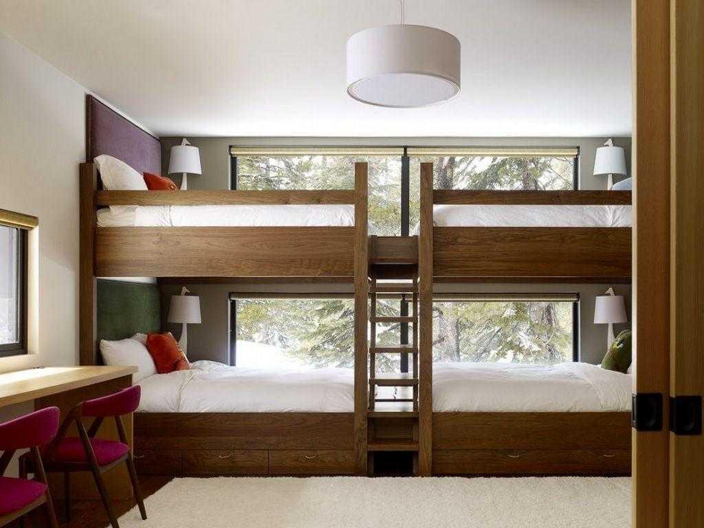 Как правильно подобрать двухъярусную кровать