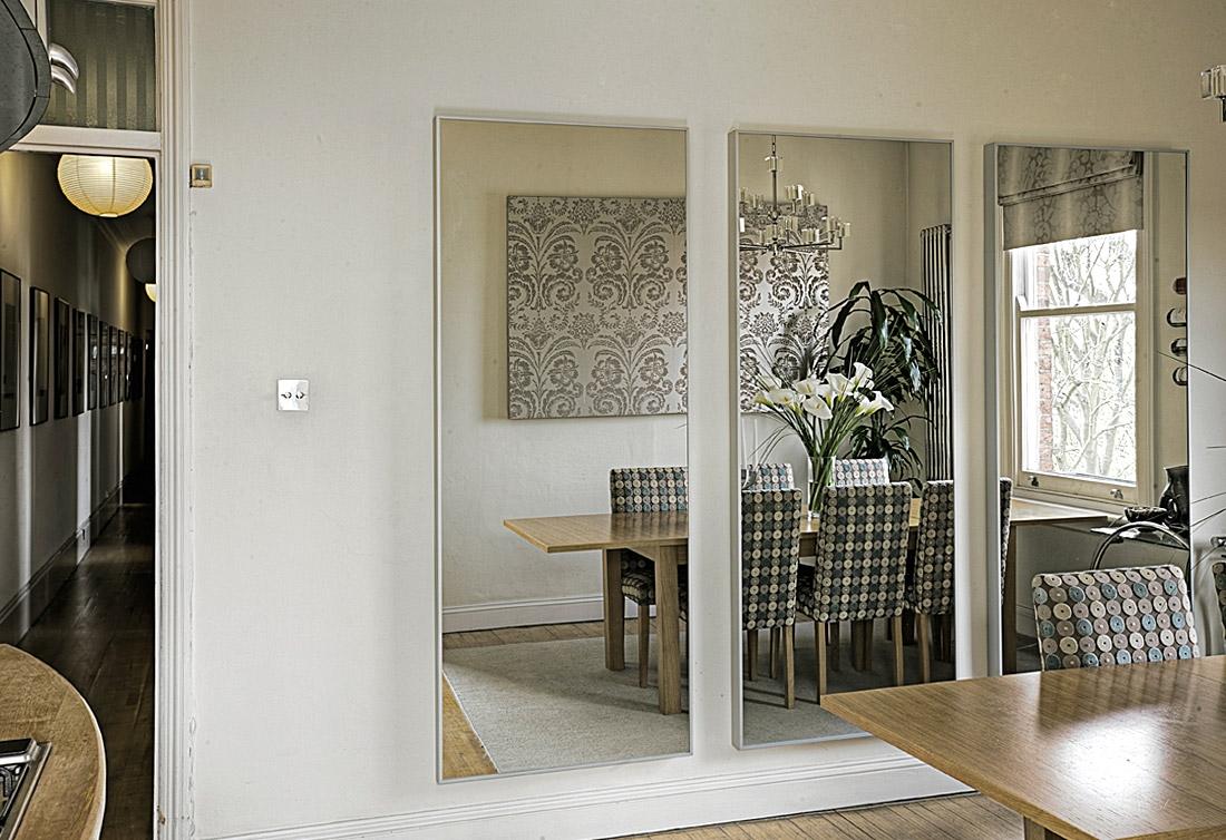 Как правильно выбрать зеркала для дома