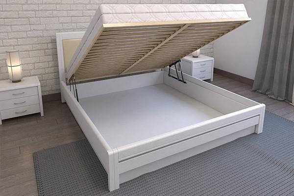 Как выбрать кровать с подъемным механизмом