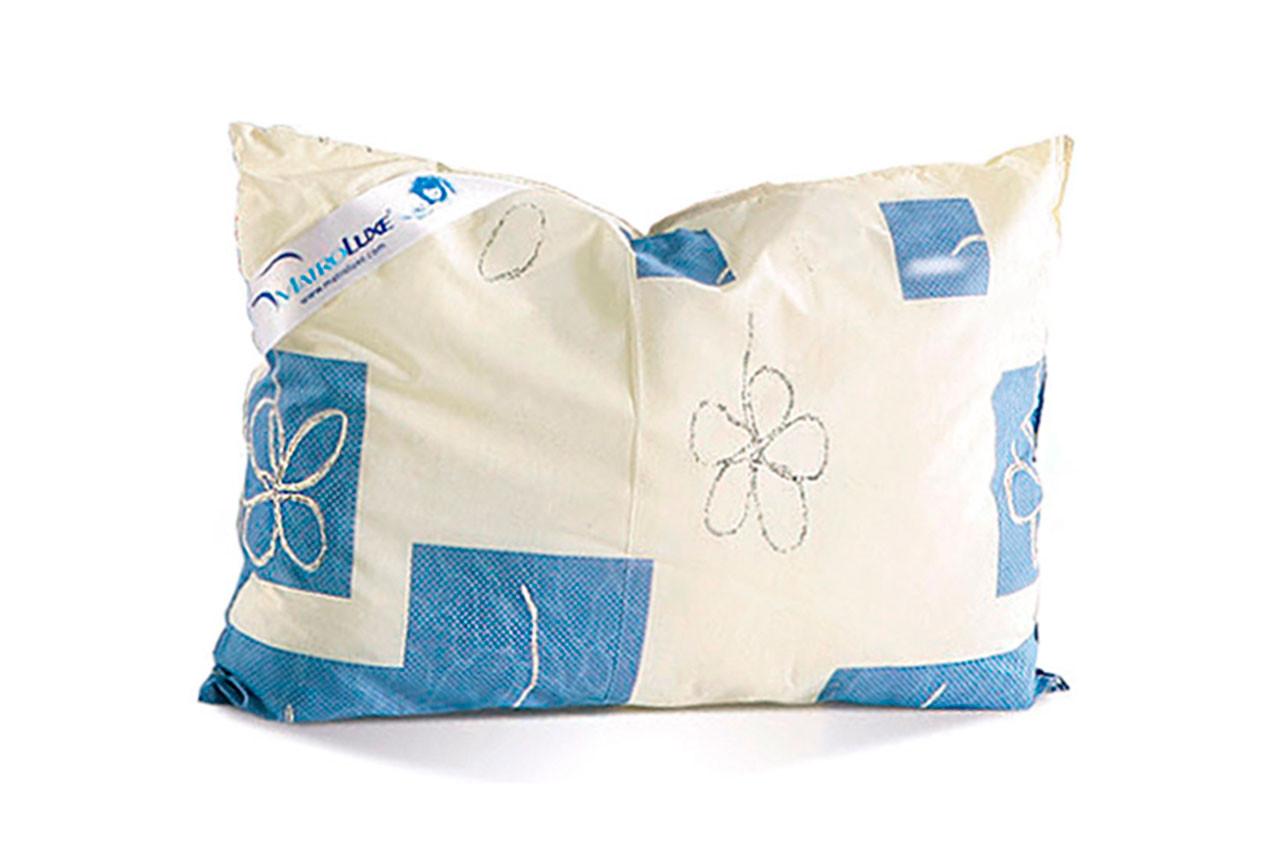 Классическая подушка Холлофайбер (полиэстер)