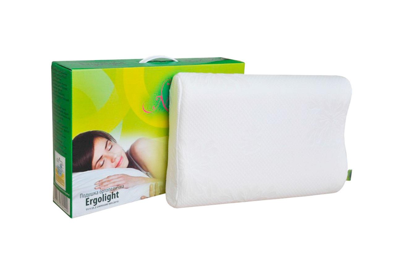 Ортопедическая подушка Ergolight