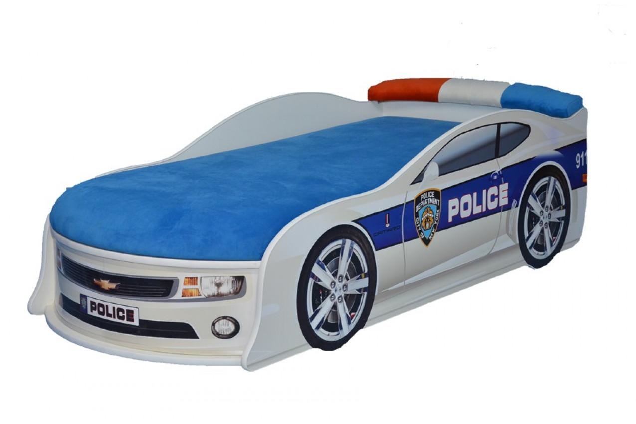 Детская кровать-машина  Camaro
