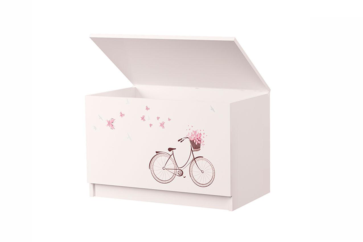 Тумба Ящик для игрушек Париж купить