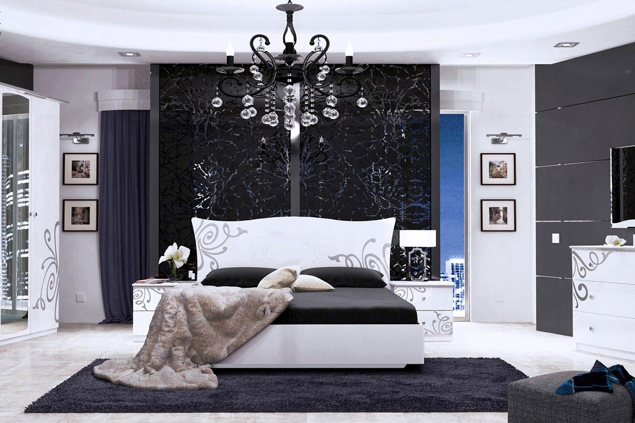 Спальня Богема White