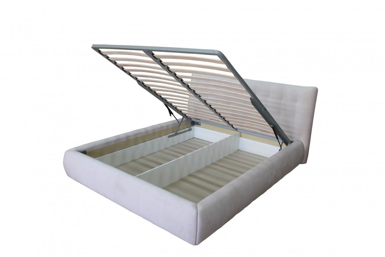 Мягкая кровать Дрим фото