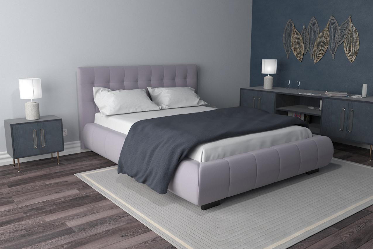 Мягкая кровать Дрим