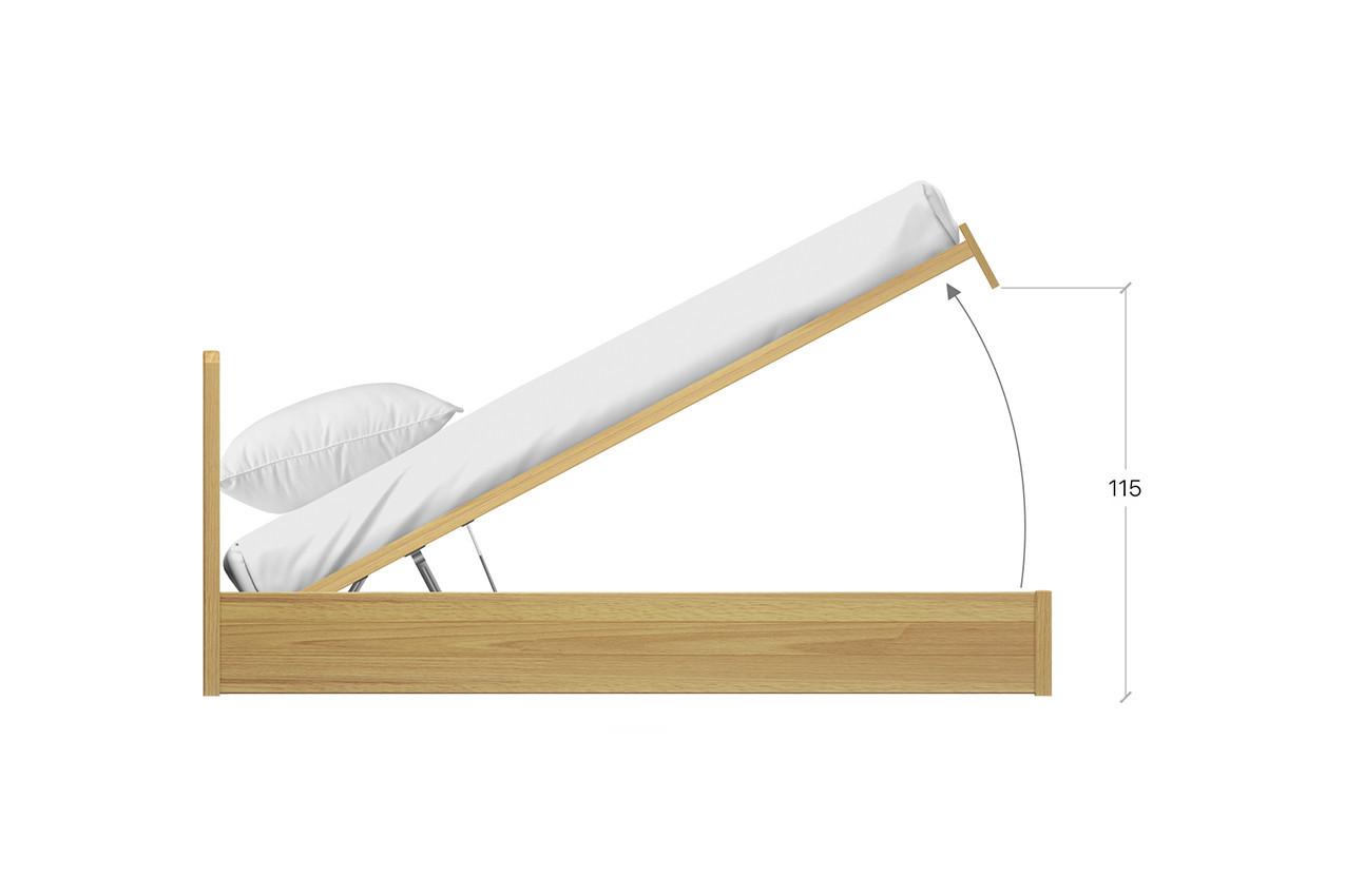 Деревянная кровать Селена Аури в интернет-магазине