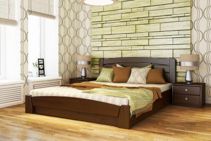 Деревянная кровать Селена Аури