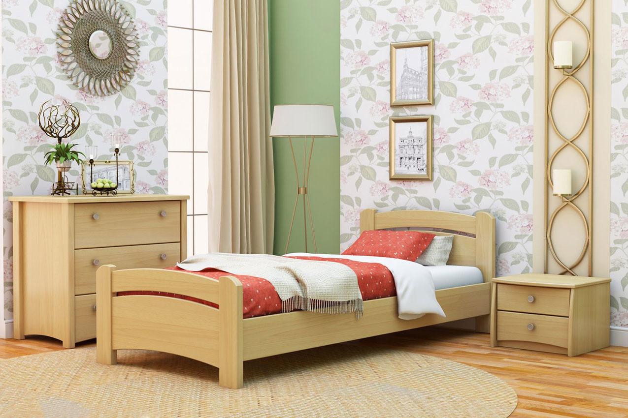 Деревянная кровать Венеция в Украине