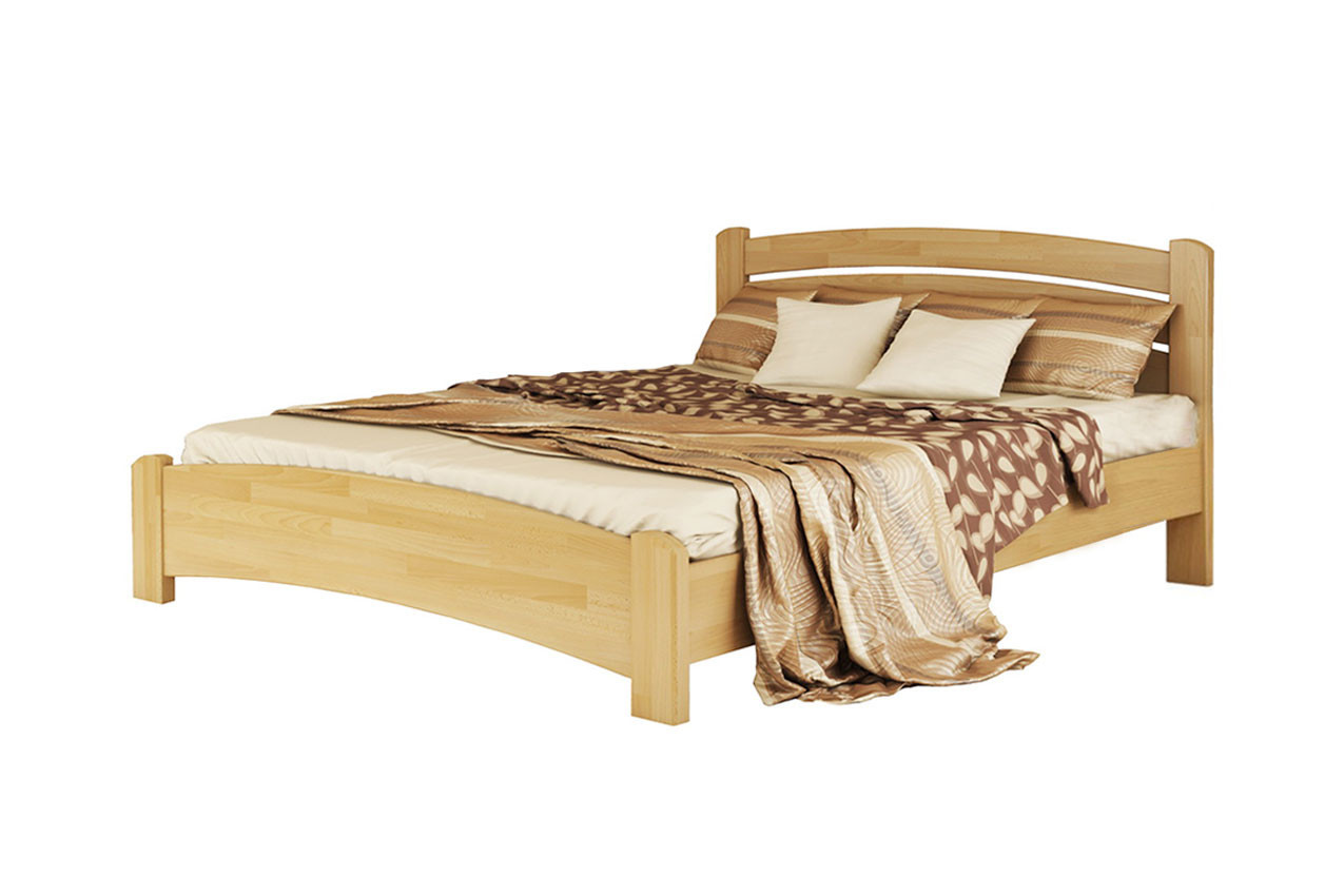 Деревянная кровать Венеция Люкс купить