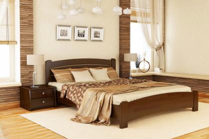 Деревянная кровать Венеция Люкс
