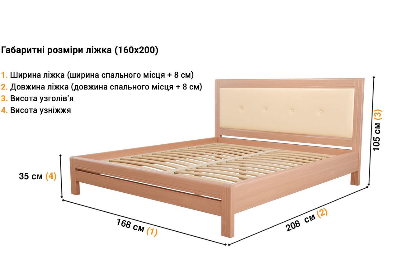 Деревянная кровать Агнет АКЦИЯ недорого