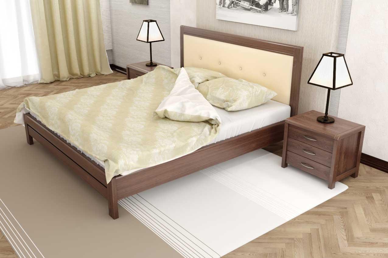 Деревянная кровать Агнет АКЦИЯ