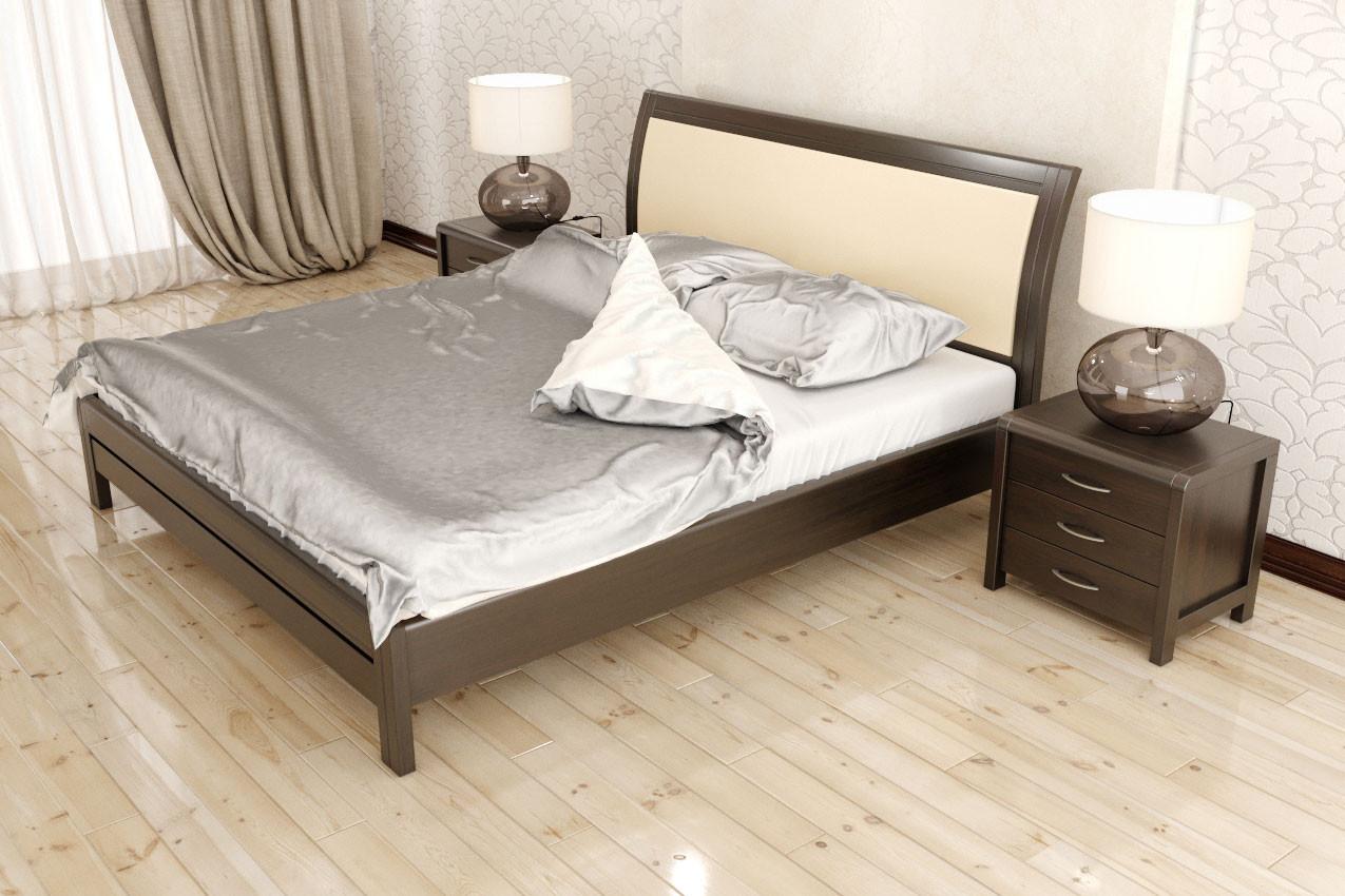 Деревянная кровать Бертис АКЦИЯ