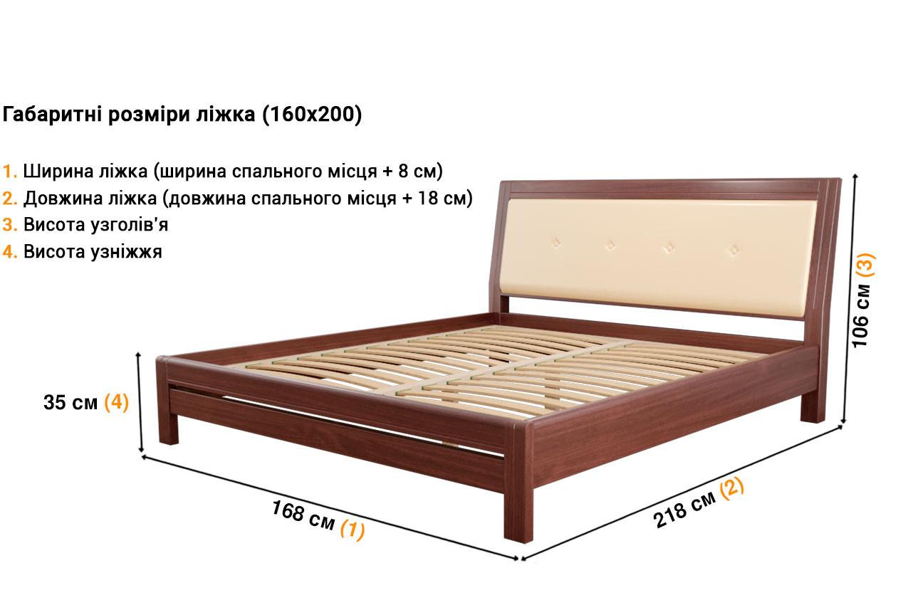 Кровать Едема недорого