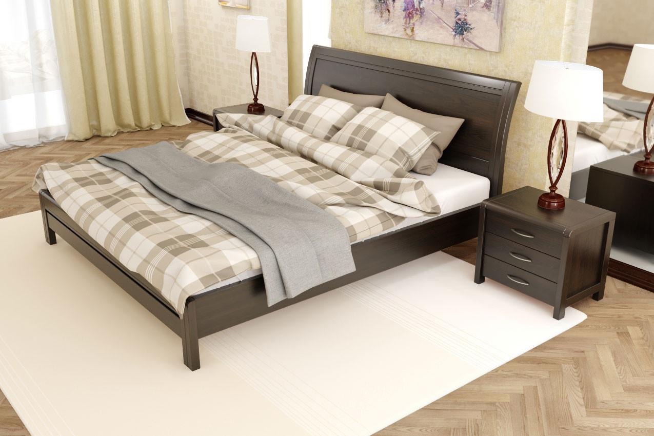 Деревянная кровать Хела АКЦИЯ