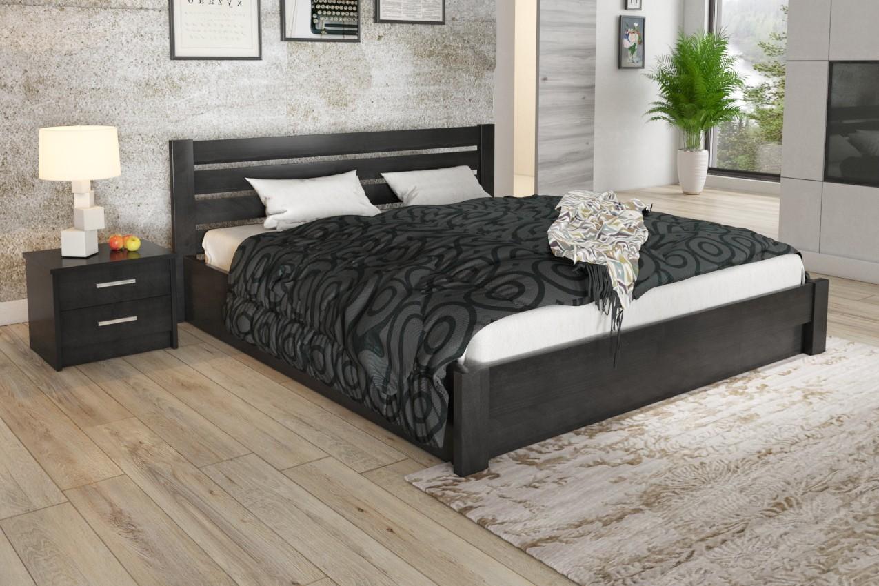 Деревянная кровать Джолента