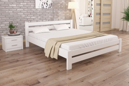 Деревянная кровать Лорелея