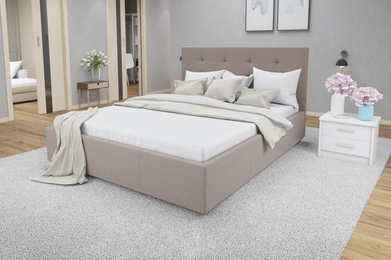 Мягкая кровать Зелла