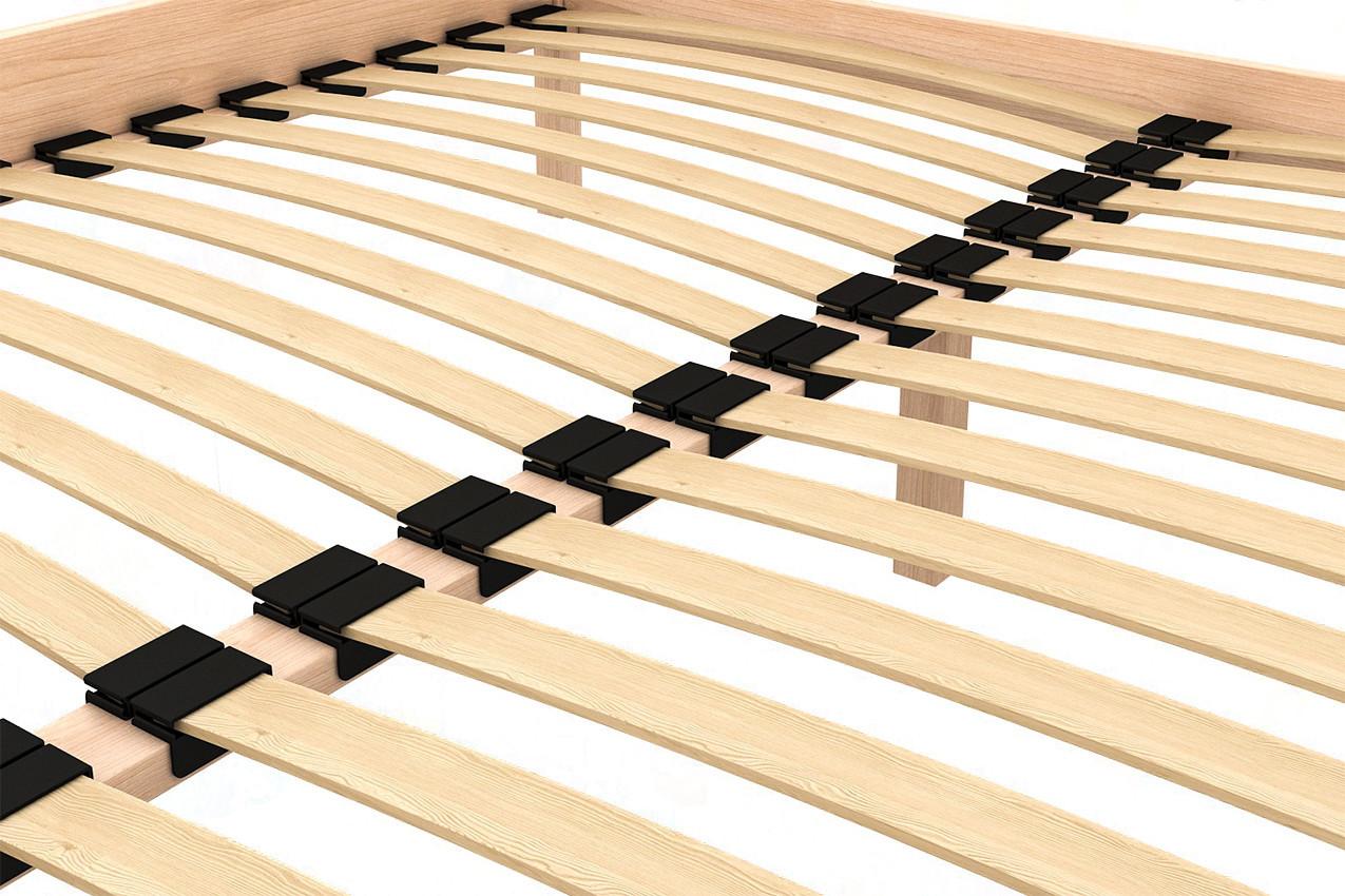 Деревянная кровать Мерлинда в интернет-магазине