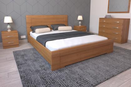 Kровать из МДФ Кармен