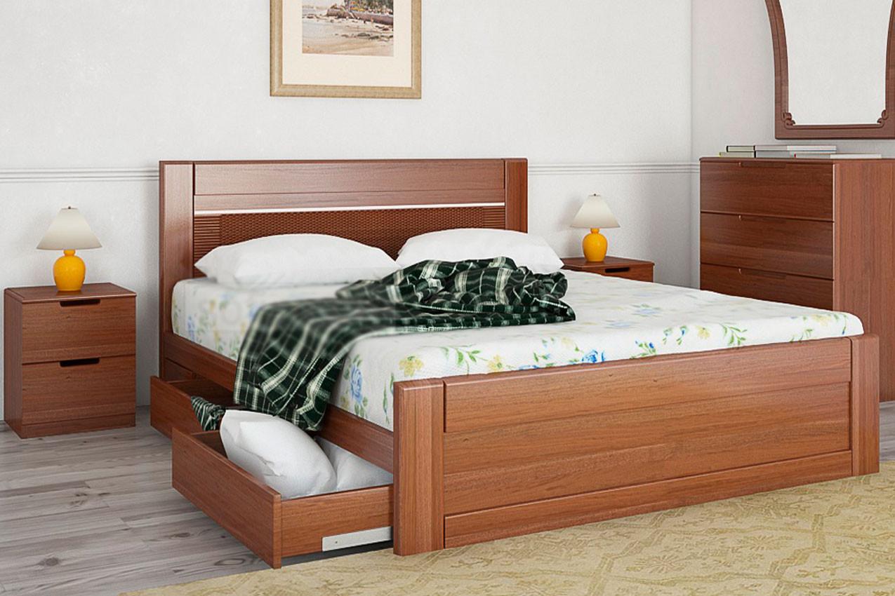 Преимущества кроватей из МДФ