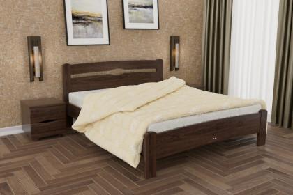 Деревянная кровать Нова без изножья