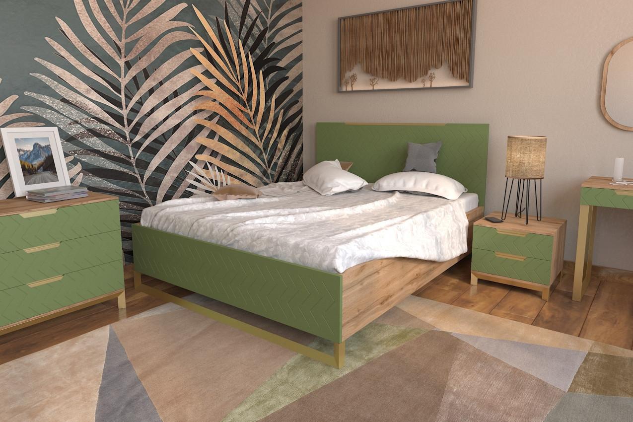 Кровать Swan