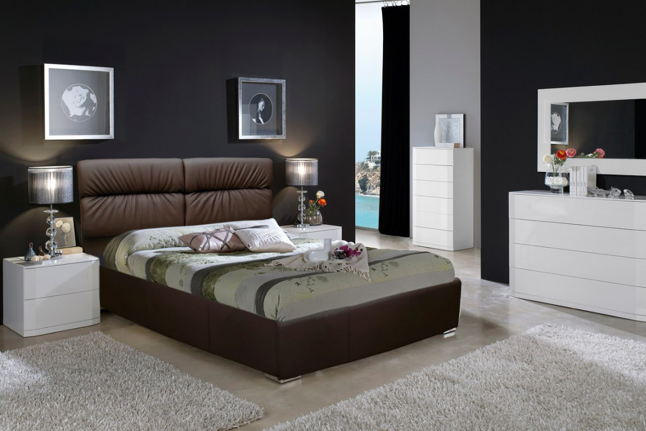 Мягкая кровать Оксфорд Світ Матраців