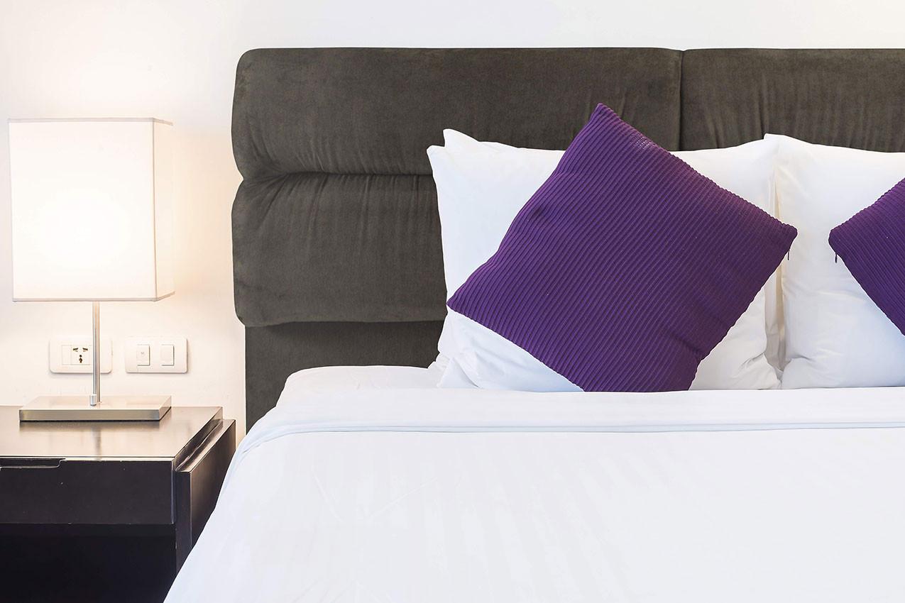 Мягкая кровать Оксфорд