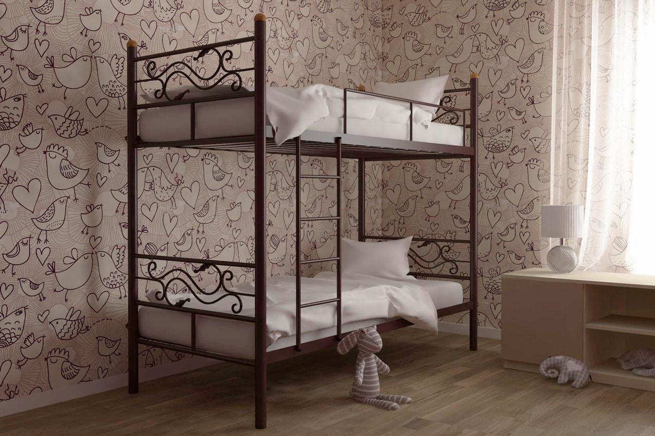 Двухъярусная кровать Соната Duo