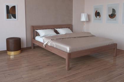 Деревянная кровать Аврора (ЛК-1)