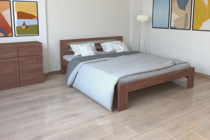 Деревянная кровать Глория (ЛК-10)