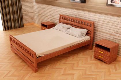 Деревянная кровать Атлант 4