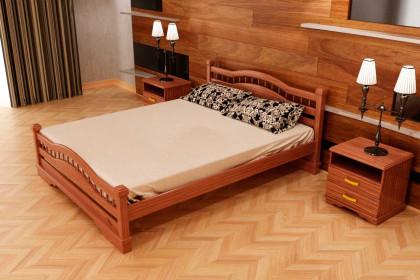 Деревянная кровать Атлант 7