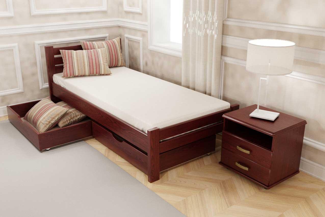 Деревянная кровать Классика в Украине