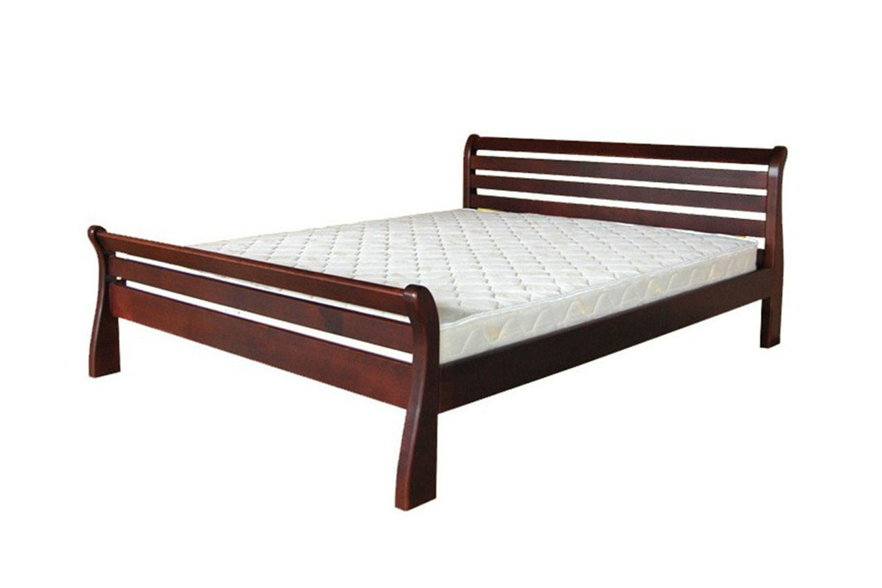 Деревянная кровать Ретро купить