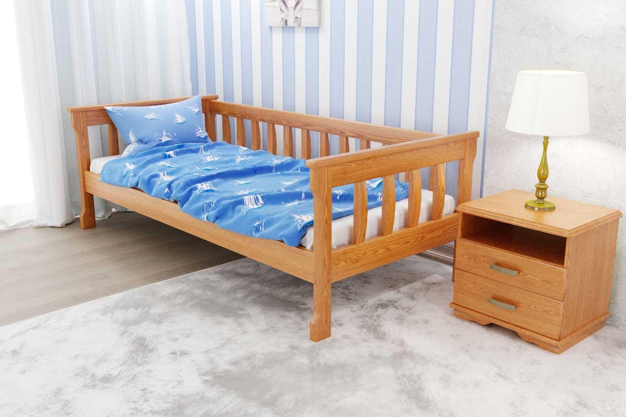 Деревянная кровать Рондо 3