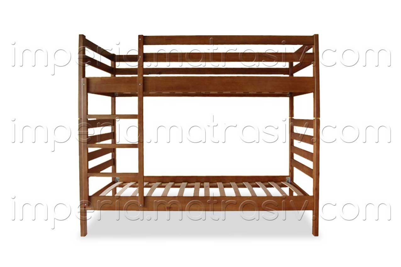 Деревянная кровать Трансформер 1