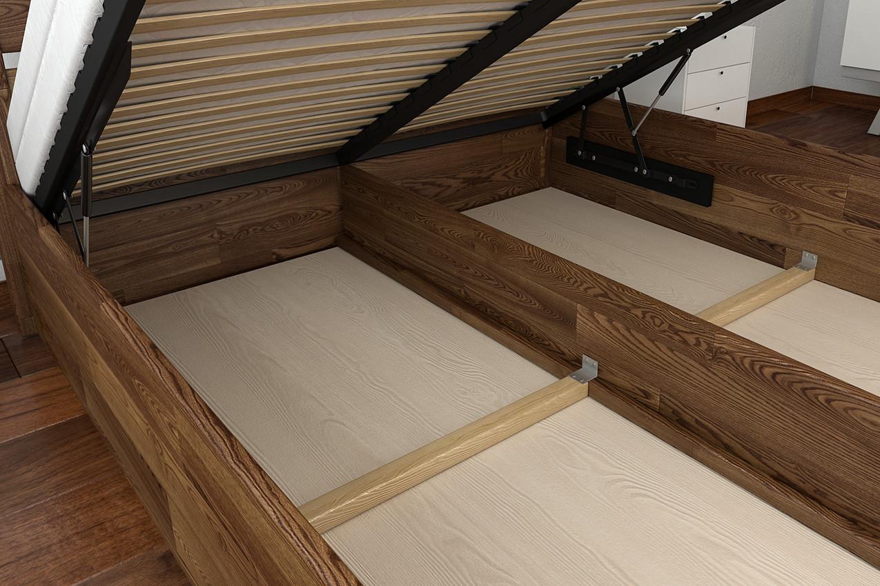Дубовая кровать Комфорт 5 в интернет-магазине