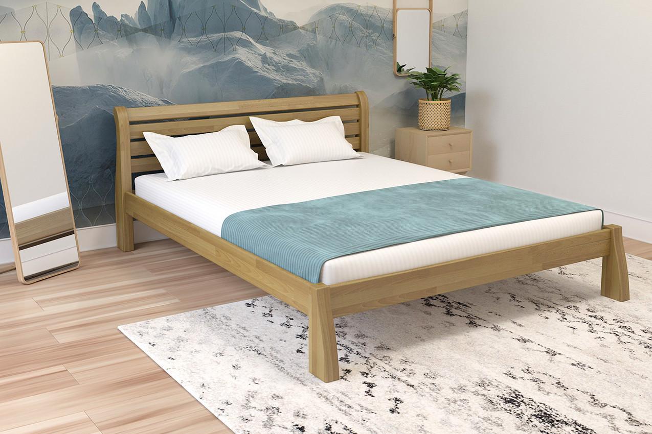 Деревянная кровать Белония