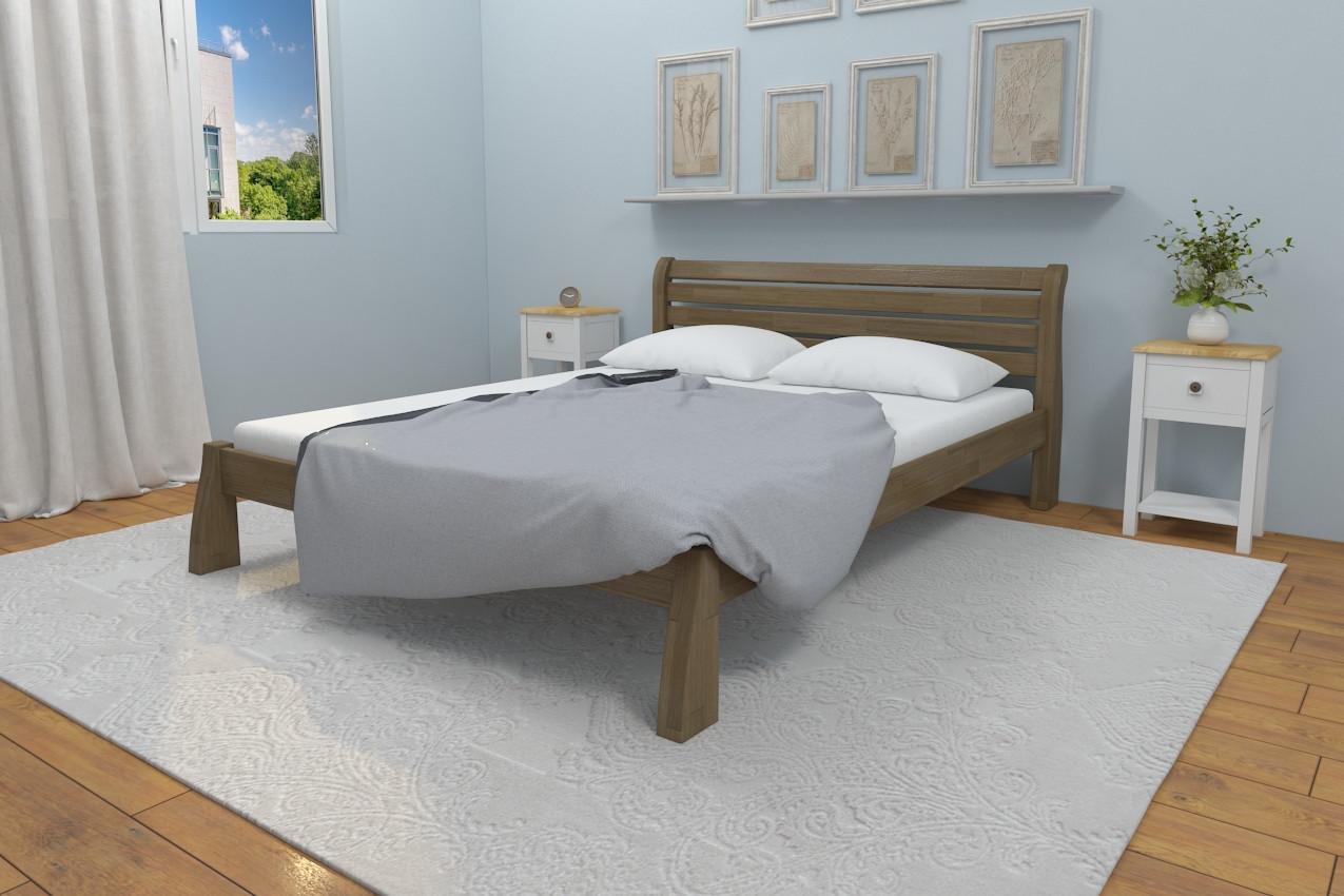 Деревянная кровать Белония фото