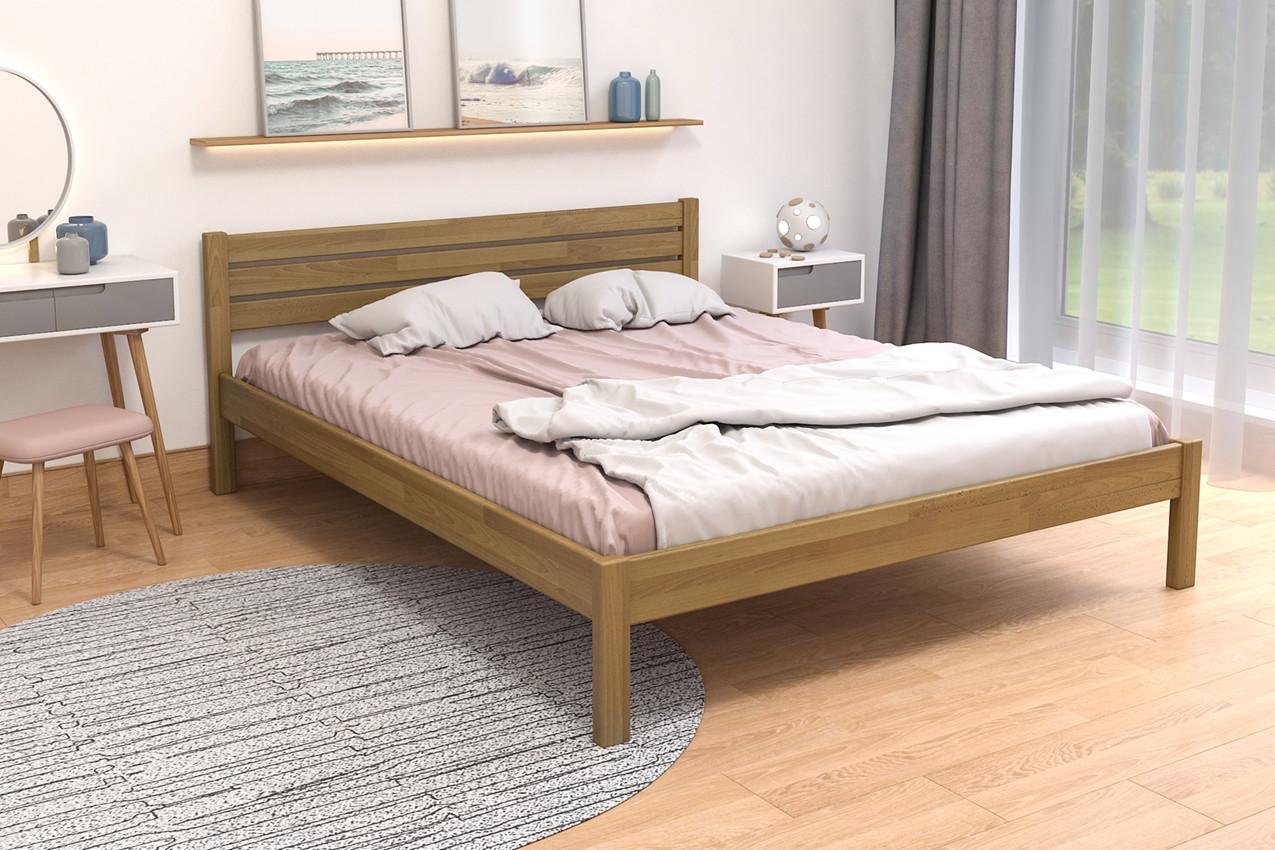 Деревянная кровать Корника