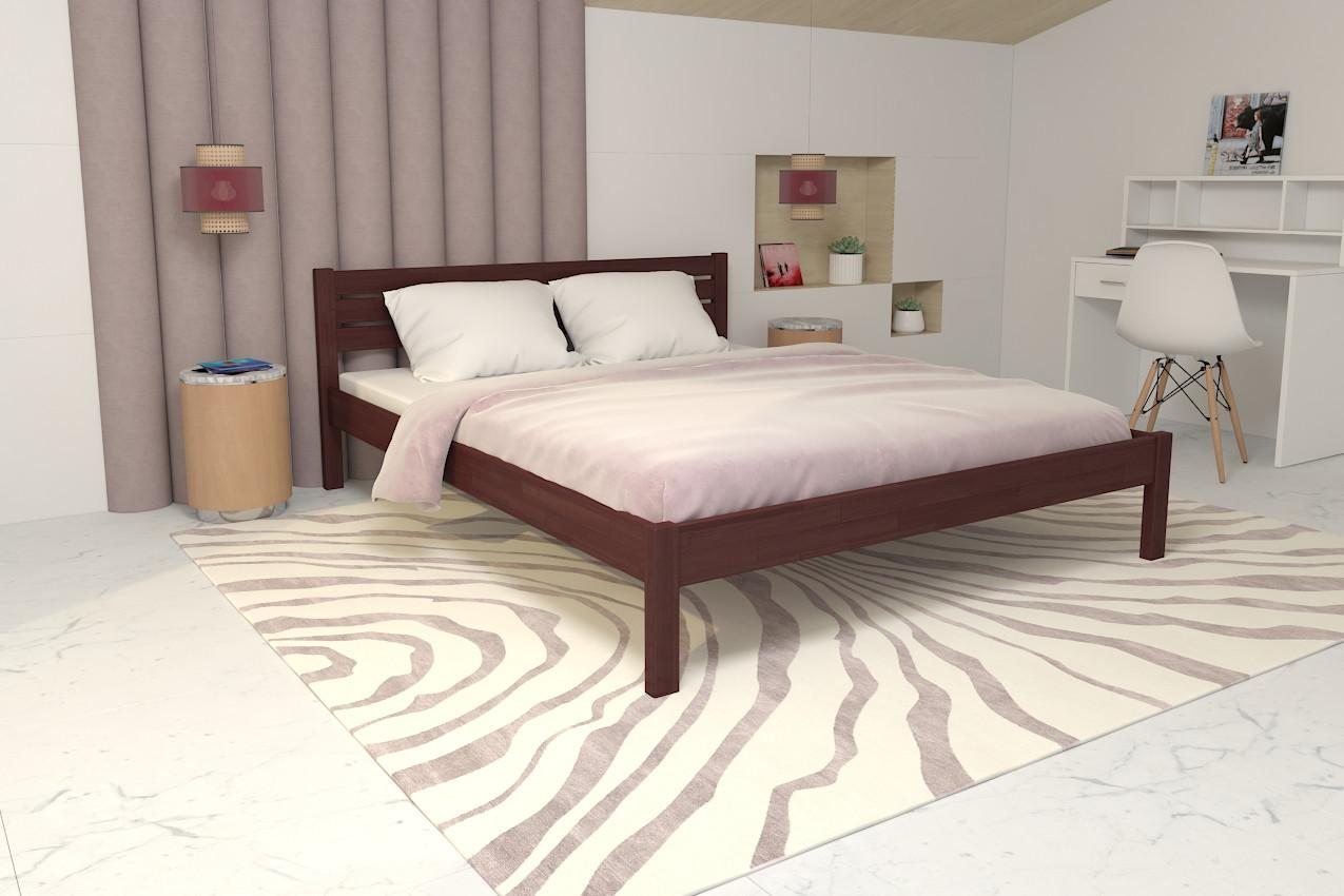 Деревянная кровать Корника фото