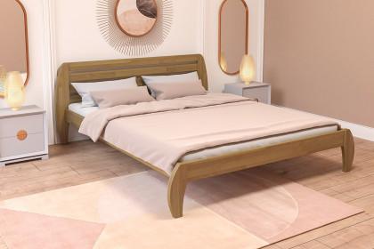 Деревянная кровать Ладина
