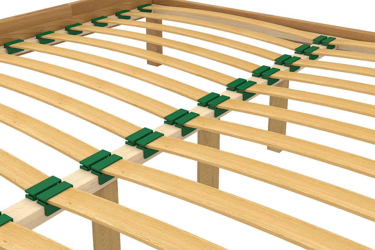 Деревянная кровать Корника в интернет-магазине