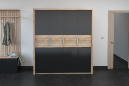 Четырехдверный шкаф Рамона 4 V